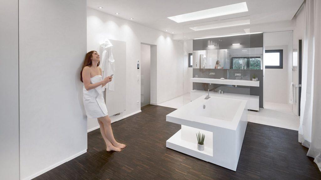 Raum im Bad nutzen